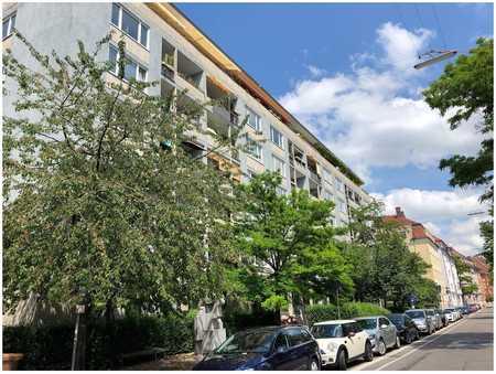 2 Zimmer 1 halbes Zimmer in Schwabing in Schwabing-West (München)