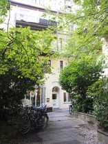 Möblierte 2-Zimmer Altbauwohnung im Glockenbachviertel