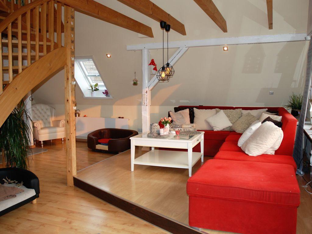 Wohnzimmer Wohnbereich 3, 2 OG