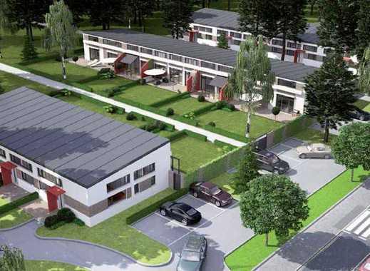 Barrierefreie Wohnungen (Denkmalschutz) mit Terrasse und Garten