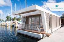 Floating Homes - Schwimmendes Ferienhaus in