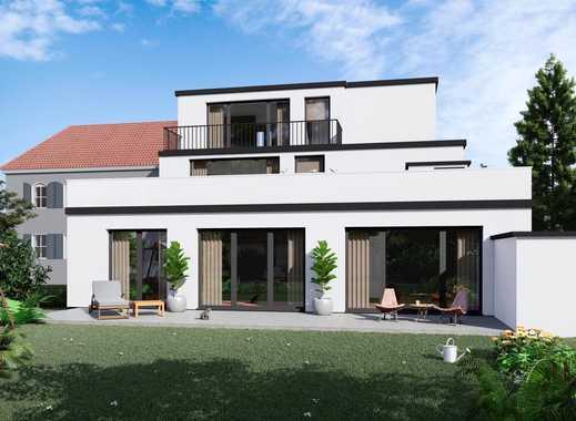 3 Zimmer Erdgeschoss mit Garten
