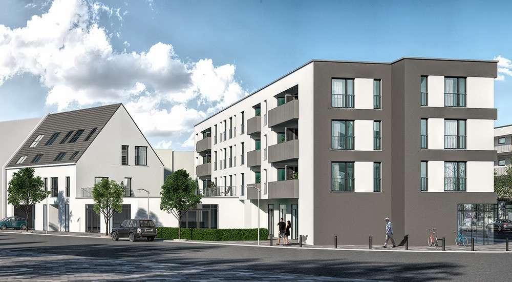 Erstbezug in Mögeldorf - Ihre neue Maisonettewohnung!
