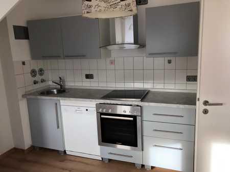 Gepflegte 2-Raum-DG-Wohnung mit Einbauküche in Regensburg in Kasernenviertel (Regensburg)