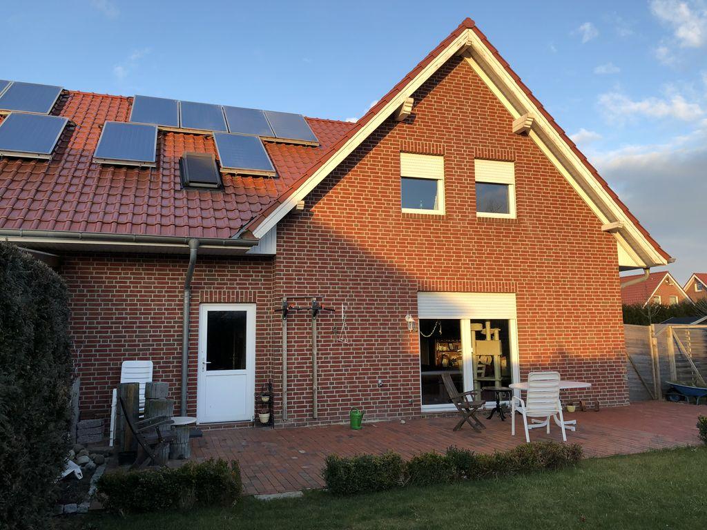 Energieeffizientes Haus mit fünf Zimmern in Emsland (Kreis), Papenburg