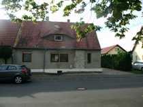 Zu sanierende Doppelhaushälfte in Zwenkau