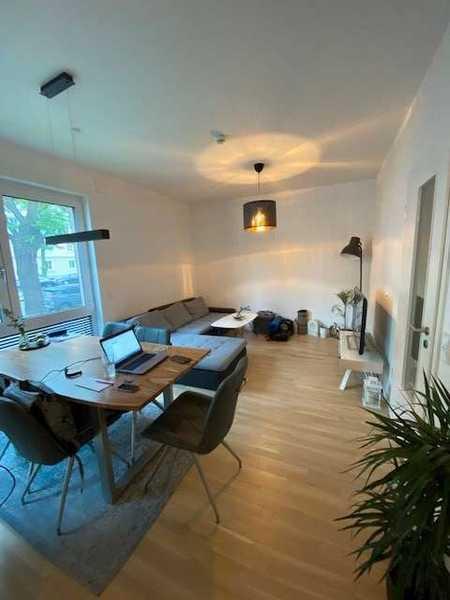Kompakte 3 Zimmerwohnung in exclusiver Wohnanlage in Neuhausen (München)