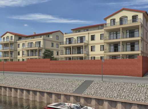 2-Raum Wohnung in der Kleinen Hafencity Tangermünde
