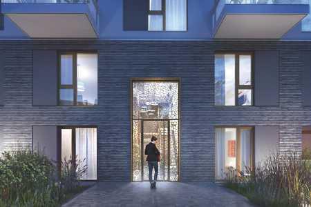 Erstbezug: moderne 3-Zimmer-Wohnung mit Loggia in Obermenzing (München)