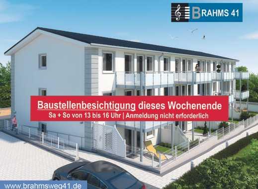 2-Zi/68,51 m² Neubau-ETW Balkon | Komfort- Ausstattung