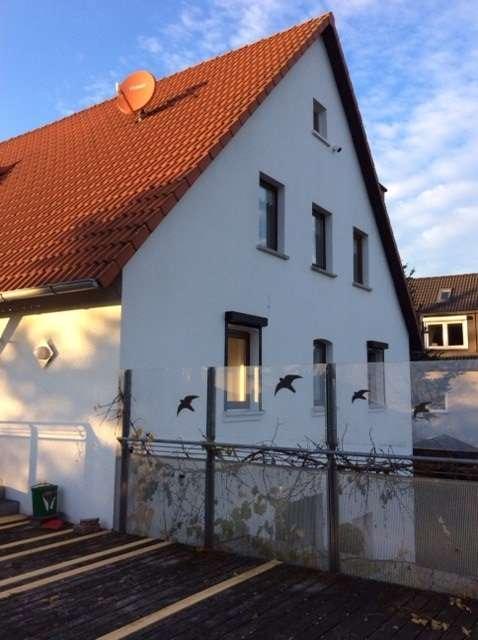 Gartenliebhaber! Helle, sonnige 4-Zi-Wohnung m. EBK, Terrasse, Garten in Altdorf-OT Grünsberg in Altdorf bei Nürnberg