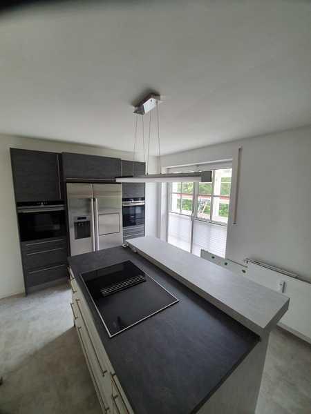 Attraktive Maisonette Wohnung mit Balkon und exklusiver Einbauküche in Mühldorf am Inn