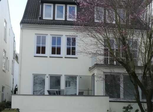 schön gelegene 2-Zimmer-Wohnung mit Terrasse und Gartennutzung in Schwachhausen
