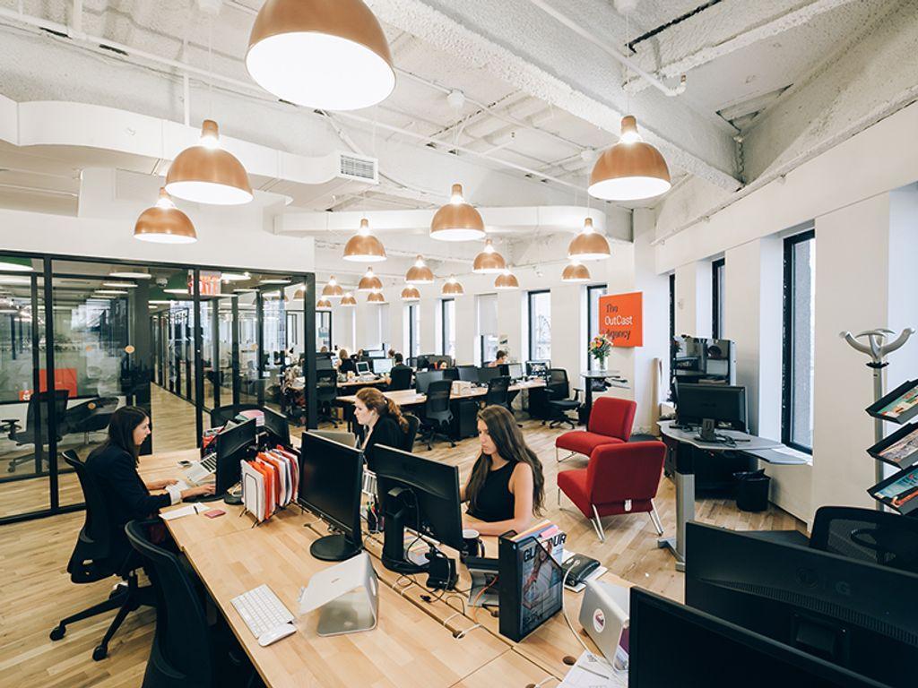 Privates Büro für 25 Persone