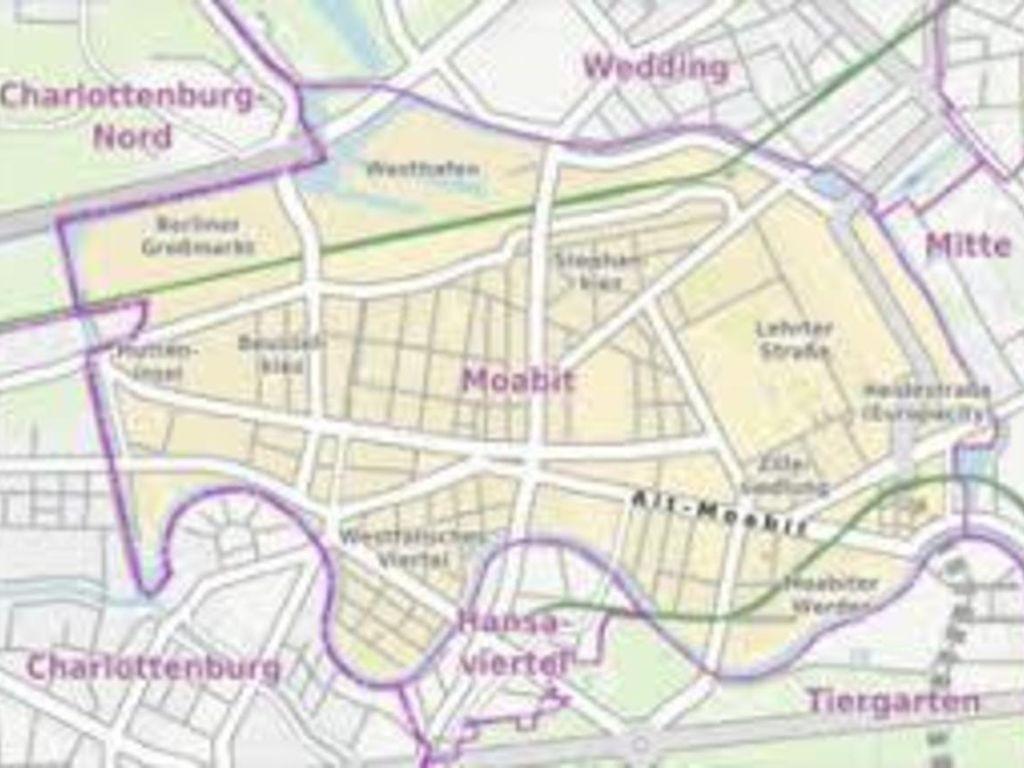Berlin - Moabit