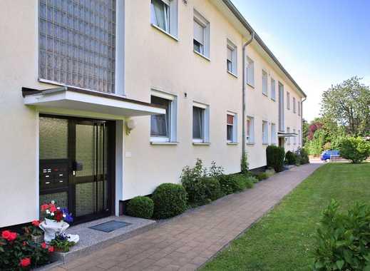 Kapitalanlage: Top-moderne und gepflegte 3-Zimmer-ETW mit Garten