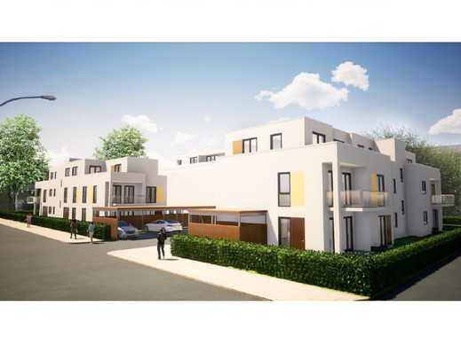 Exklusives Penthouse mit Dachterrasse im beliebten Wolfsburg-Fallersleben