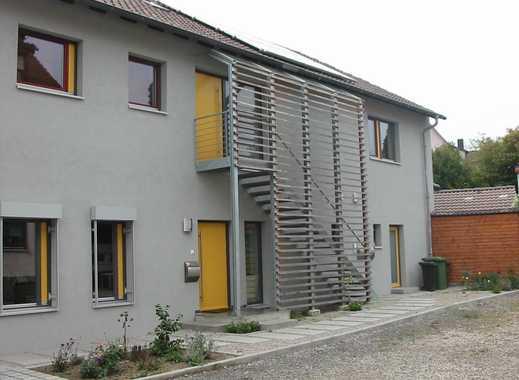 sonnige 3,5 Zi-Maisonette-Wohnung mit Loft-Charakter mit hochwertiger Ausstattung in Schatthausen