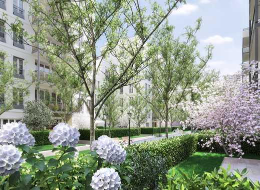 Andreas Quartier: Elegante 2 Zimmer-Wohnung mit Einbau-Küche in unmittelbarer Rheinnähe