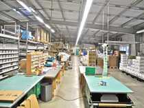 Neuwertige Hallenfläche für Produktion Werkstatt