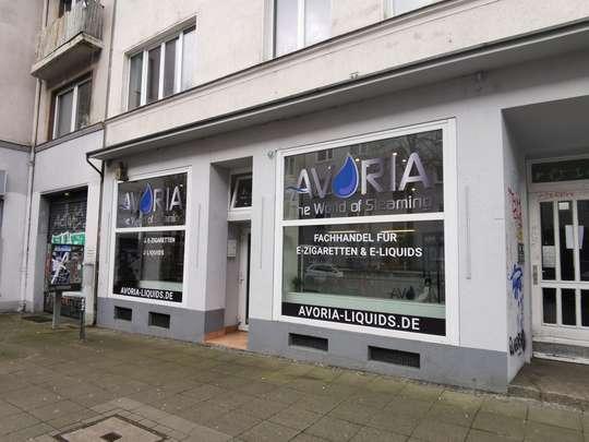 Ladenfläche nahe des Königsworther Platzes