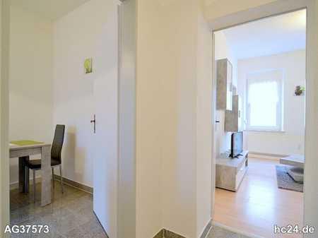 Exklusive, modernisierte 2-Zimmer-Wohnung mit Einbauküche in Nürnberg in Ludwigsfeld
