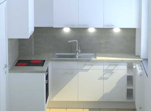 Neubau - Erstbezug - 2ZKB - Fußbodenheizug - Einbauküche