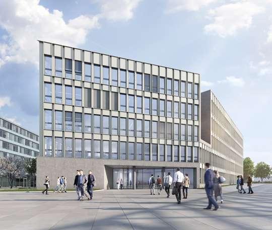 TORHAUS EXPOPARK Hannover - Ihre Neubaubüroflächen in bester Lage