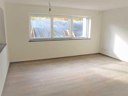 Neubau – Erstbezug! – KfW-55-Bauweise! 2-Zi.-Souterrain-Wohnung mit hochwertiger Ausstattung in Vilsheim