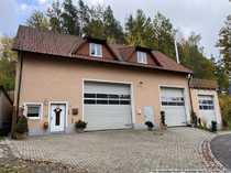 Wohnhaus mit Werkstatt - Wohnen und