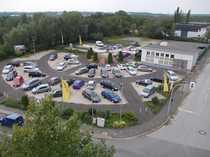 Bild 5000 m² Gewerbefläche / Gebrauchtwagen-Verkaufsplatz