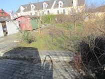Wohnbaugrundstück für ein Doppelhaus und