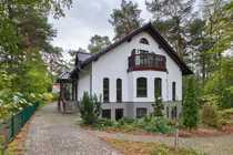 Bild IMMOBERLIN: Prächtiges Einfamilienhaus in schöner Naturlage nahe den Müggelseen