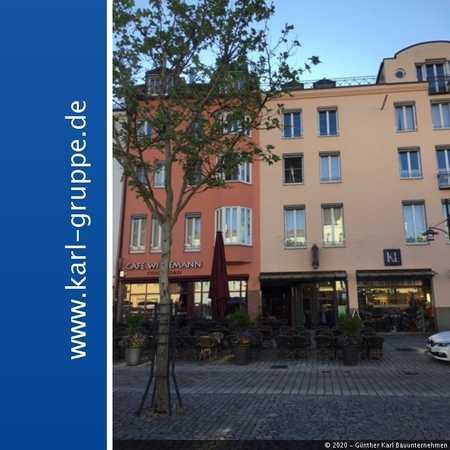 Großzügige Wohnung im Herzen Deggendorf´s in Deggendorf