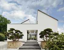 Großzügiges Architektenhaus mit Wellnessoase