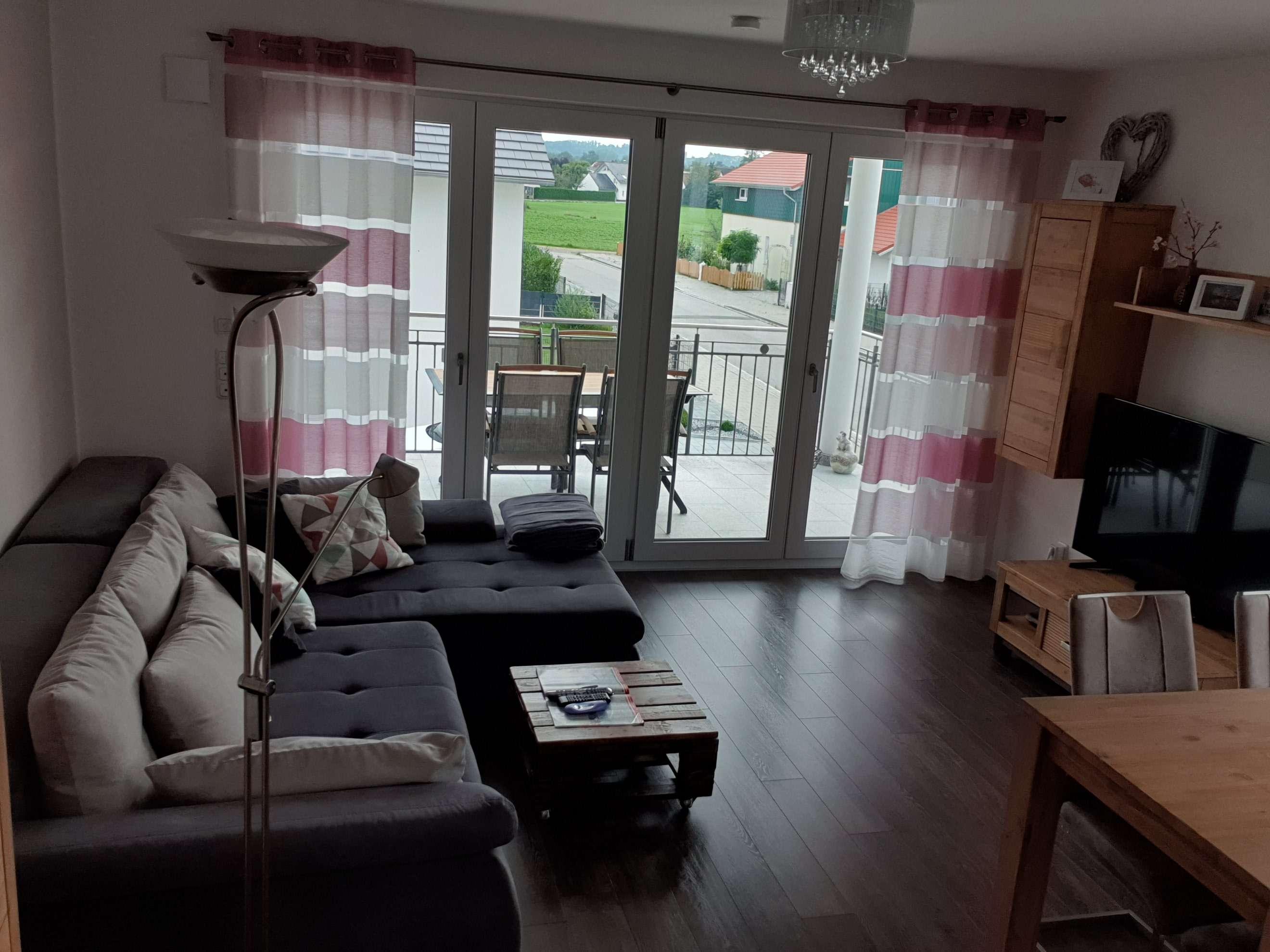 Traumhafte 5-Zimmer-Wohnung mit Balkon im Süden von Mühldorf am Inn in Mühldorf am Inn