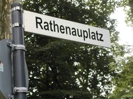 Direkt am Rathenauplatz