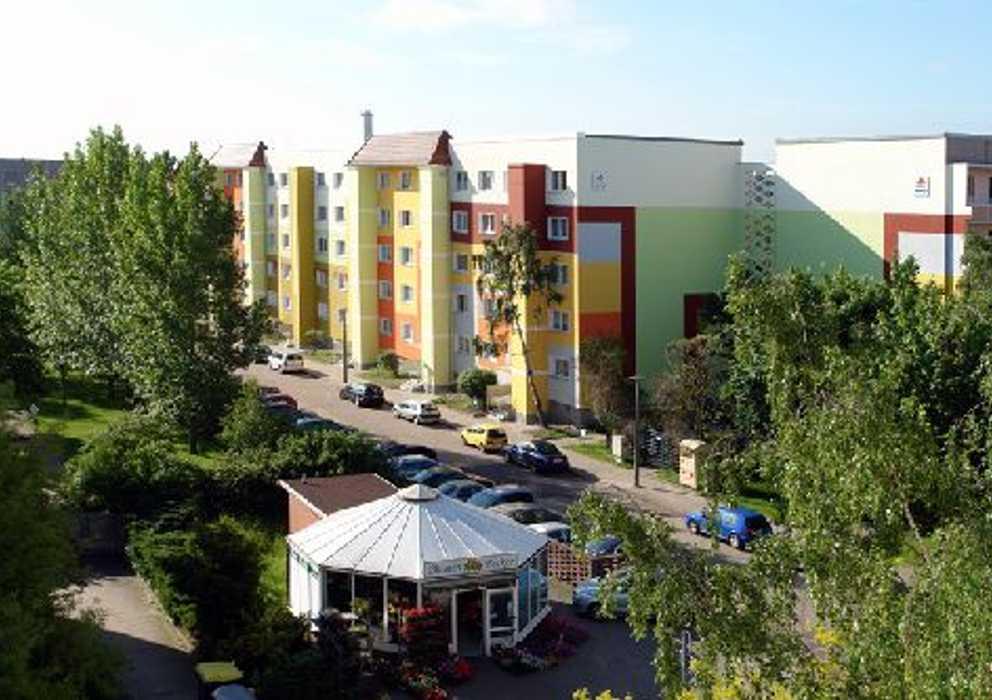 2-Zimmerwohnung, Umkreis Moskauer Straße