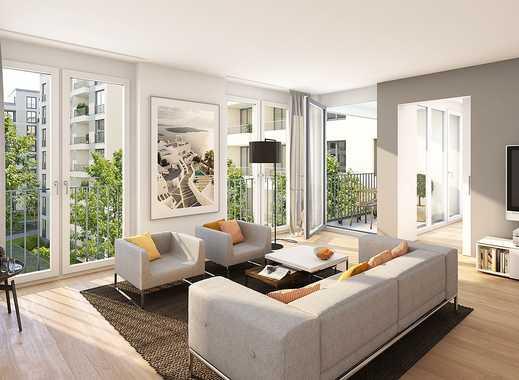 Moderne 2-Zimmer Neubauwohnung nun mit Frühjahrs-Aktion