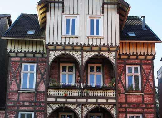 Schöne Wohnung mit Balkon in Fachwerkvilla Nähe Barmer Anlagen