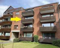 Helle 2-Zimmer- Wohnung mit Balkon