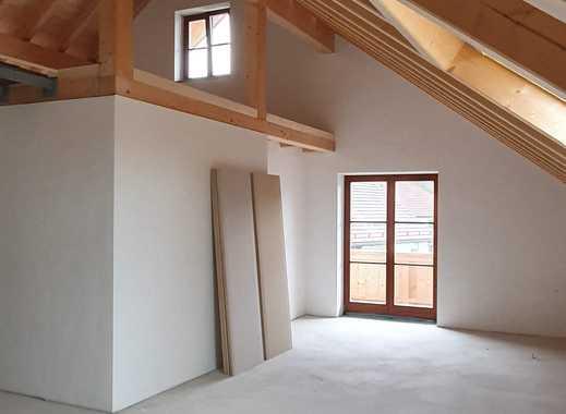 Neubau - Helle Dachgeschosswohnung mit Galerie