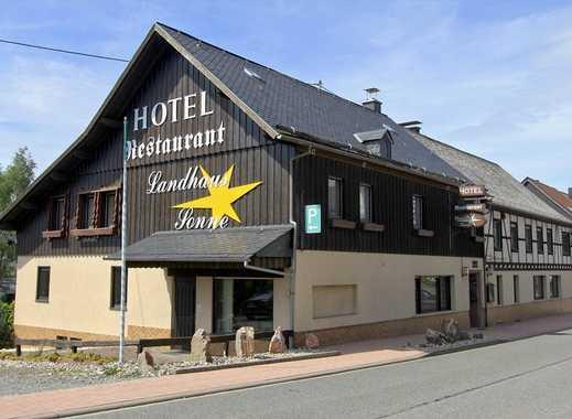 Historischer Landgasthof mit Hotelbetrieb und Betreiberwohnung!