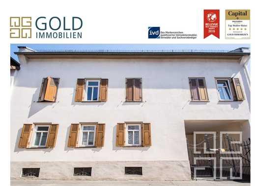 GOLD IMMOBILIEN: Mehrfamilienhaus als Kapitalanlage im schönen Rheingau