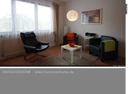 Kleefeld - Neu modern möblierte Wohnung mit Balkon