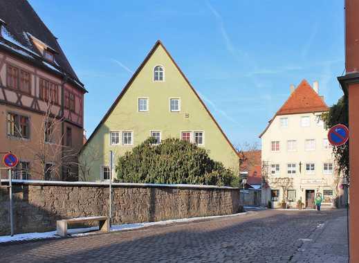 Kapitalanlage: Mehrfamilienhaus in zentraler Altstadtlage, 91541 Rothenburg o.d.T.