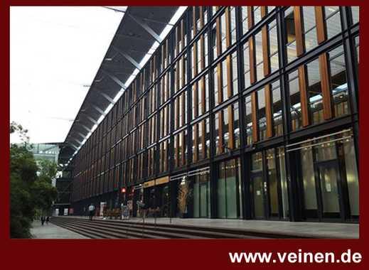 Außen denkmalgeschützt mit Charme - innen moderne Büroflächen
