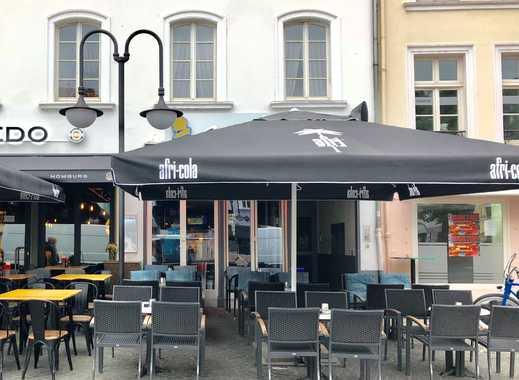 Gastronomiefläche direkt am St. Johanner Markt