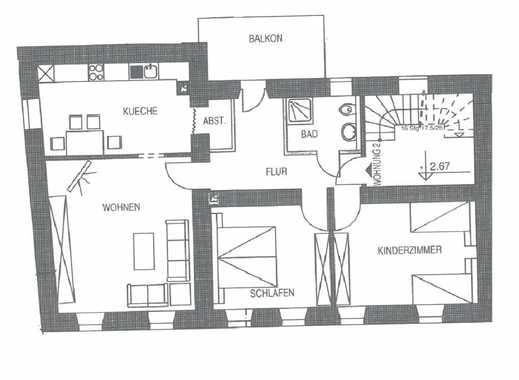 L-Schengen/Remich +10 Min: PERL-OBERLEUKEN: Moderne 3-Zimmerwohnung! Ideal für Pendler!