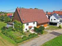 Bauernhaus am Ortsrand von Hgl -Weildorf
